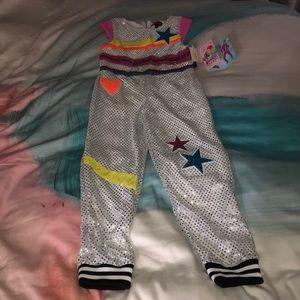 JoJo Dream Collection Jumpsuit Size 7/8
